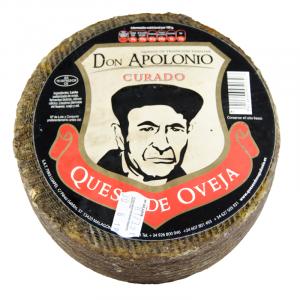 queso oveja curado don apolonio