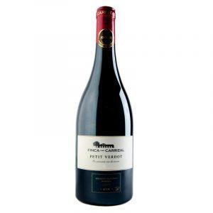 pago carrizal vino petit verdot