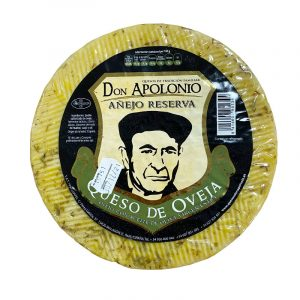 queso oveja aceite romero apolonio
