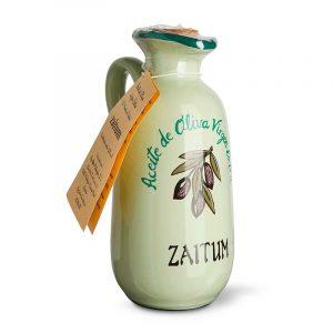 jarra ceramica aceite oliva