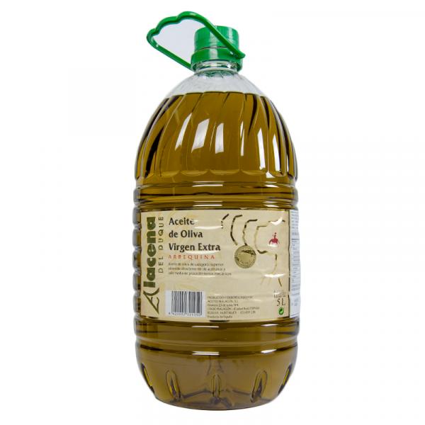 aceite arbequina montes de toledo